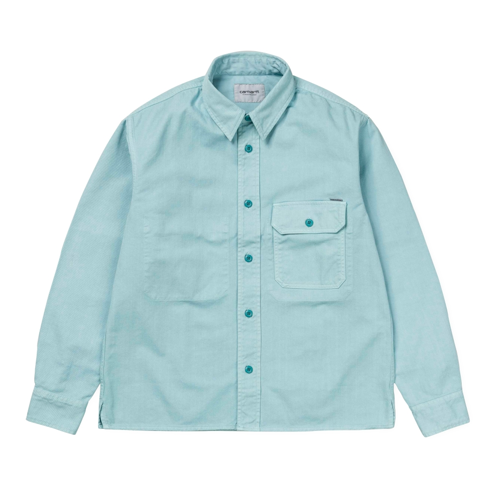 Carhartt Reno Long Sleeve Shirt (Soft Aloe)