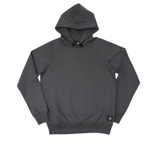 Carhartt Men's Sweatshirt - Hooded Zip Pocket