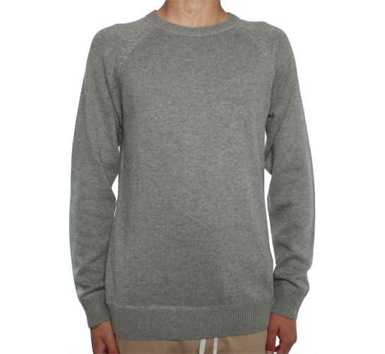 Carhartt Hedge Sweater (Grey Heather)