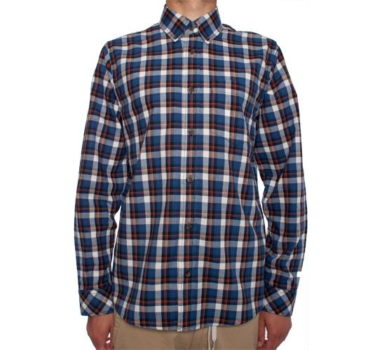 Carhartt L/S Danford Shirt (Sub Blue)