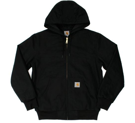 Carhartt Men's Jacket - Active (Black)