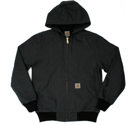 Carhartt Men's Jacket - Active (Blacksmith)