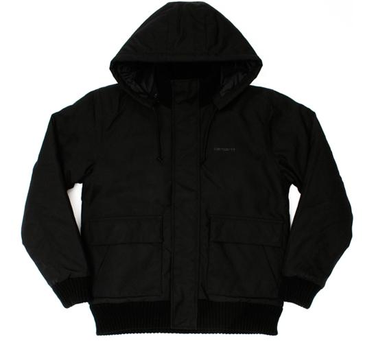 Carhartt Men's Jacket - Ranger (Black)