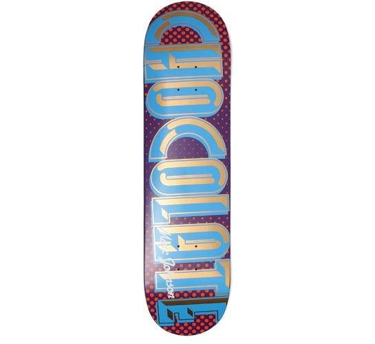 "Chocolate Skateboard Deck - 8"" Mark Johnson Broadway"