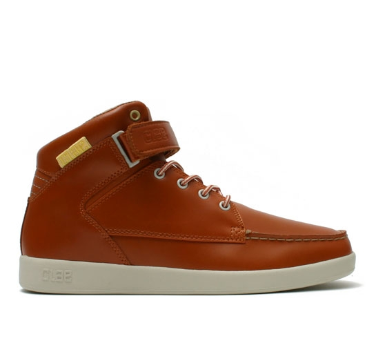 Clae Men's Shoes - Khan (Caramel)