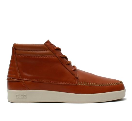 Clae Men's Shoes - Romare Hi (Caramel)