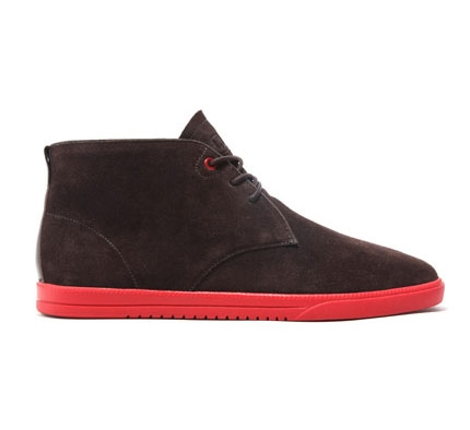 Clae Men's Shoes - Stayhorn (Umber Suede)