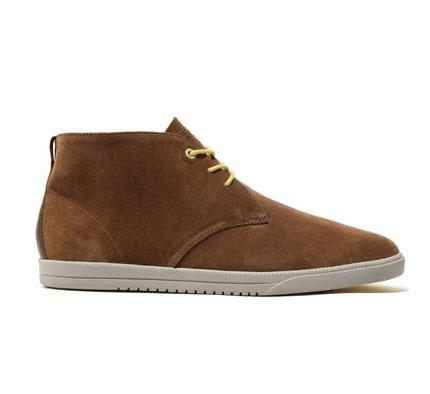 Clae Men's Shoes - Stayhorn (Walnut Suede)