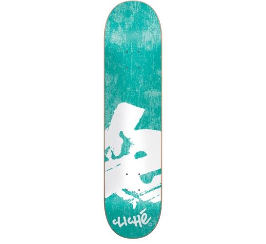 "Cliche Skateboard Deck - 8"" Team (Europe)"