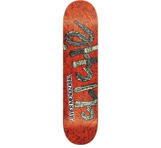 "Cliche Skateboard Deck - 8.25"" Mendizabal (Emblem)"