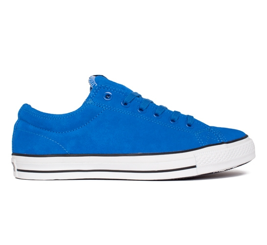 Converse Cons CTS OX (Strong Blue/White/Black)