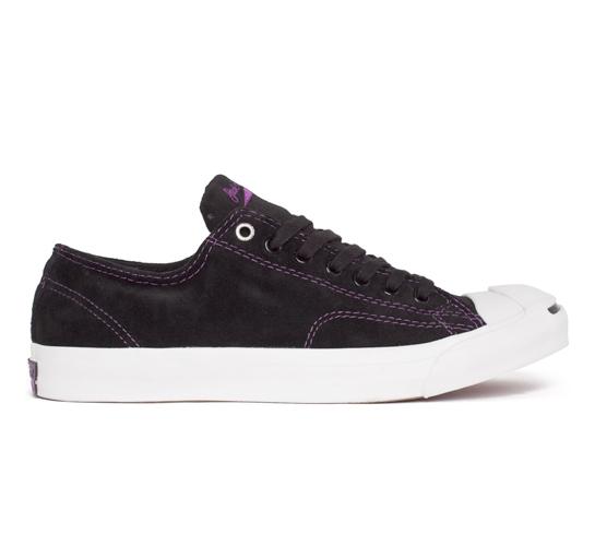 Converse Cons Jack Purcell LTT OX (Black/Purple Magic)