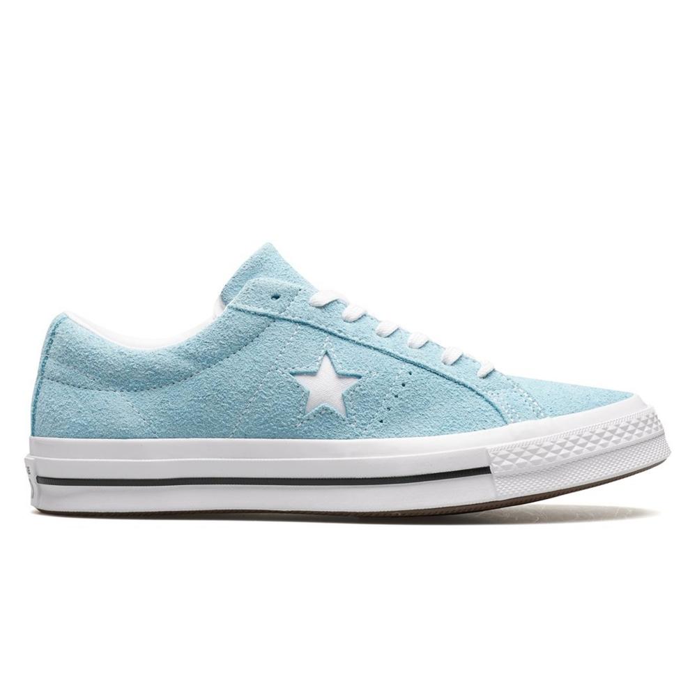 Converse One Star OX (Shoreline Blue