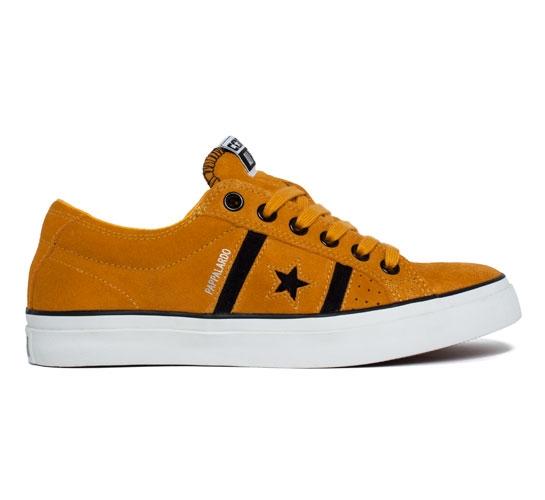 Converse Cons Pappalardo Pro (L Gold/Black)