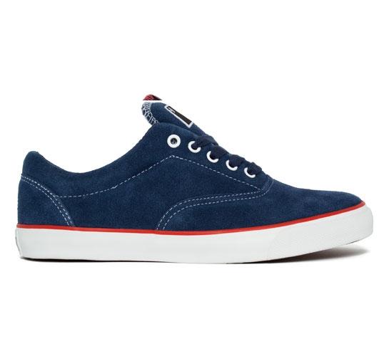 Converse Skate CVO S OX (Athletic Navy/Varsity Red/White)