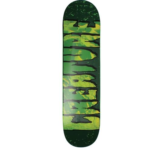 """Creature Skateboard Deck - 7.7"""" Team (Grotesque)"""
