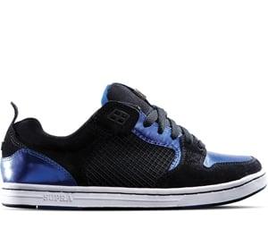 Supra Footwear - Cruizer (Black / Royal)