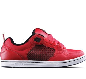 Supra Footwear - Cruizer (Tuf Red)