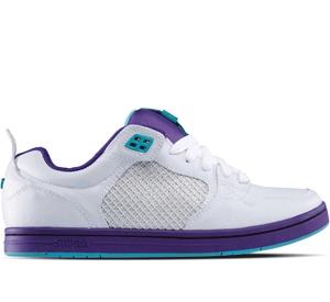 Supra Footwear - Cruizer (White / Purple)