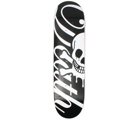 "Death Skateboards Deck - 8 Team (Script Series)"""