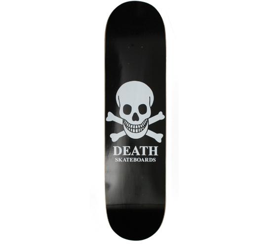 """Death Skateboards Deck - 8 Team (OG Skull)"""""""