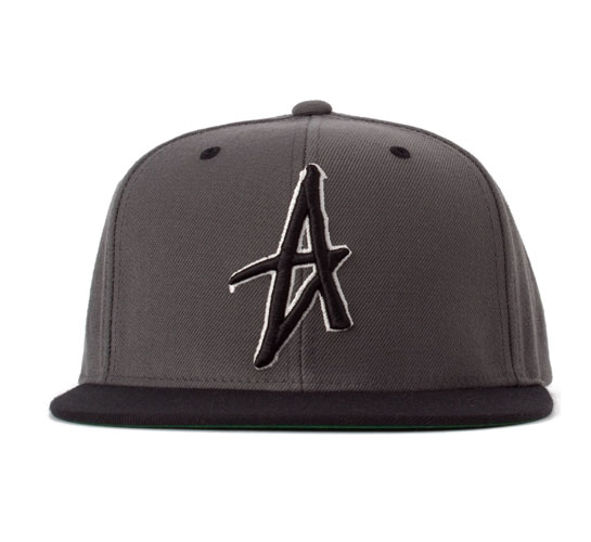 Altamont Decades Starter Cap (Charcoal)