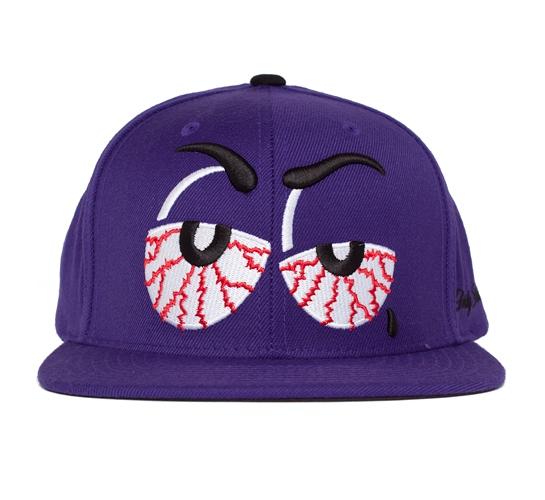 DGK Sugar Higher Snapback Cap (Purple)