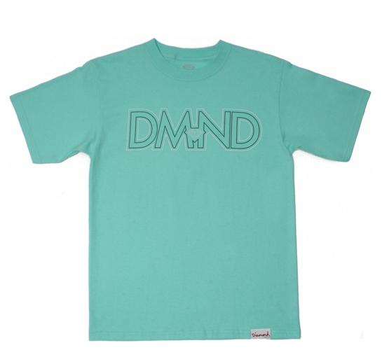 Diamond Supply Co. Men's T-Shirt - DMND (Tiffany)