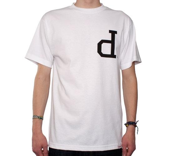 Diamond Supply Co. Un Polo T-Shirt (White)