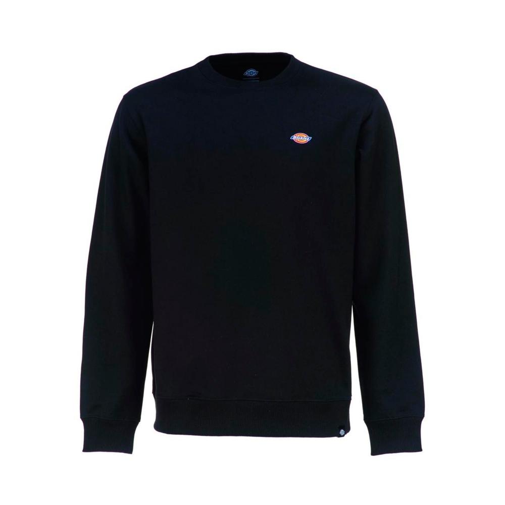 Dickies Seabrook Crew Neck Sweatshirt (Black)