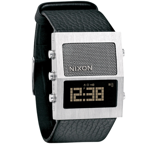 Nixon The Dictator Watch (Black)