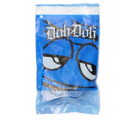 Doh-Doh Skateboard Bushings - 88 Soft (Blue)