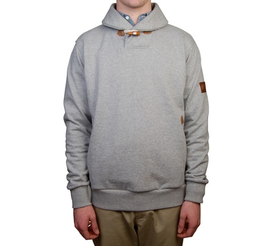 Penfield Men's Sweatshirt - Dunstone (Grey)