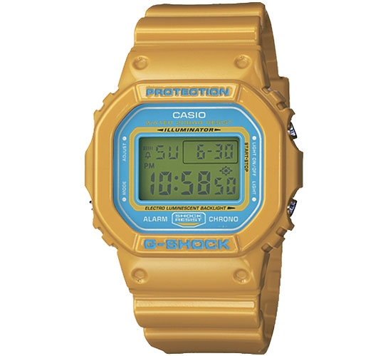 G-Shock DW-5600CS-9ER (Yellow)