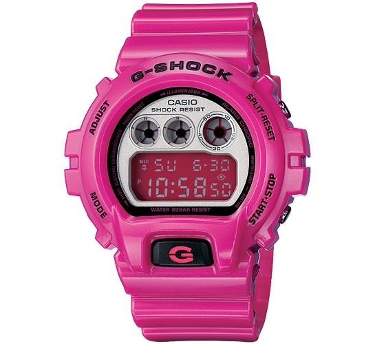 G-Shock DW-6900CS-4ER (Shocking Pink)