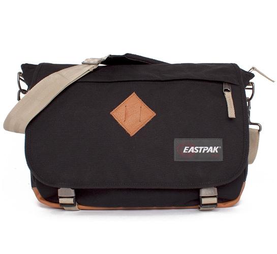Eastpak Returnity Delegate Messenger Bag (Black)