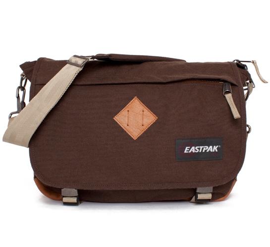 Eastpak Returnity Delegate Messenger Bag (Brown)