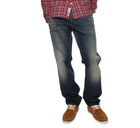 Edwin ED-39 Men's Jeans - Tonage Denim (Hagi)
