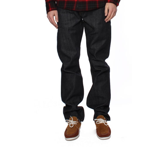 Edwin ED-39 Men's Jeans -Selvage Denim (Unwashed)