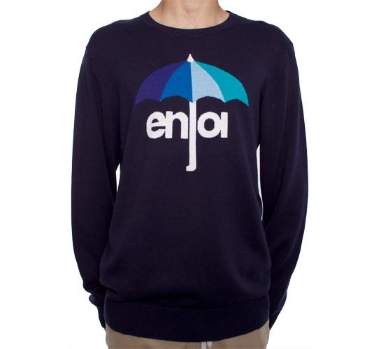 Enjoi Bed Wetter Sweater (Navy)