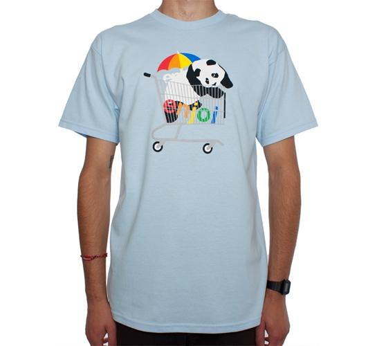 Enjoi Best Sellers T-Shirt (Light Blue)