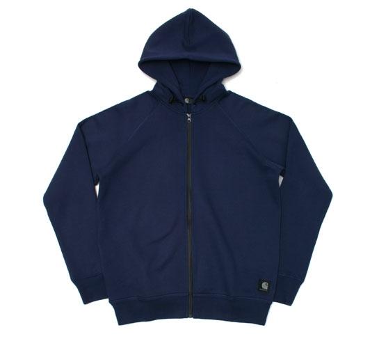 Carhartt Men's Sweatshirt - Hooded Zip Pocket Jacket