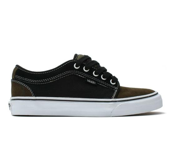 Vans Skate Shoes - Chukka Low (Chris Pfanner/Army)