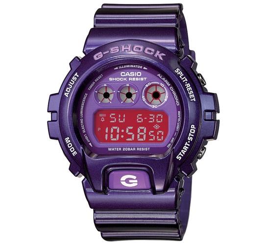G-Shock DW-6900CC-6ER (Purple)