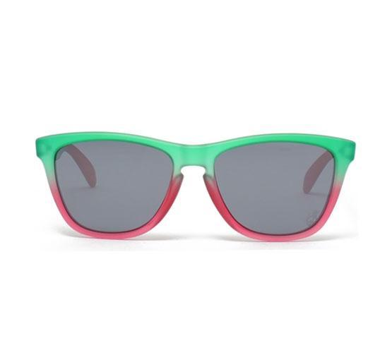 Oakley Frogskins Sunglasses (Grenade Fade/Black Iridium)