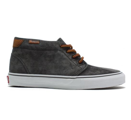 Vans Chukka 59 Pro Skate Shoes (John Cardiel/Dark Grey)