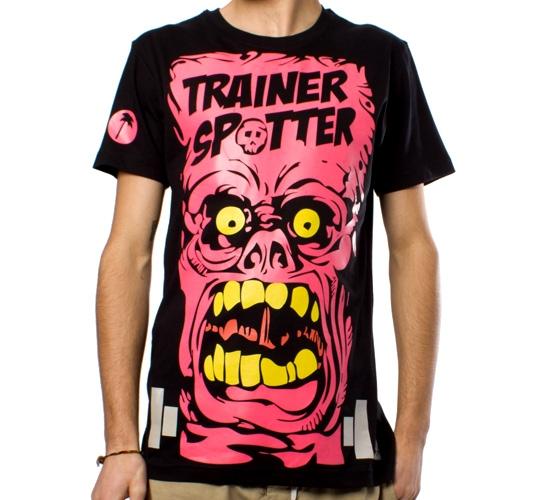Trainerspotter Frank T-Shirt (Black)