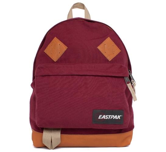 Eastpak Returnity Padded Pak'R Backpack (Red)