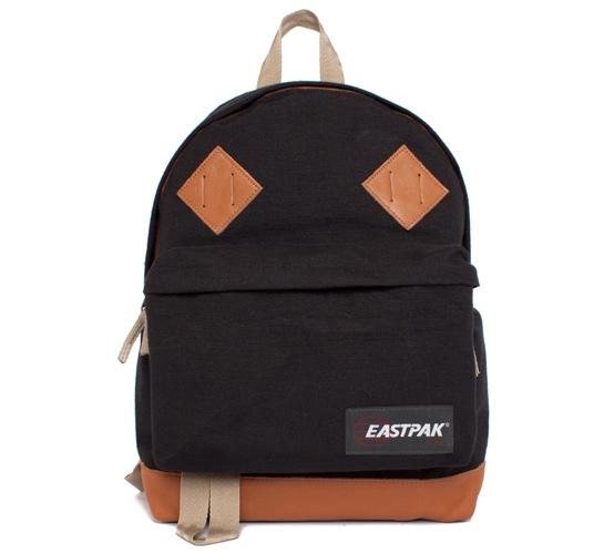 Eastpak Returnity Padded Pak'R Backpack (Black)