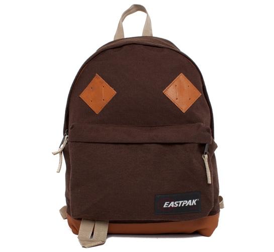 Eastpak Returnity Padded Pak'R Backpack (Brown)